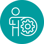 Talent assessment icon